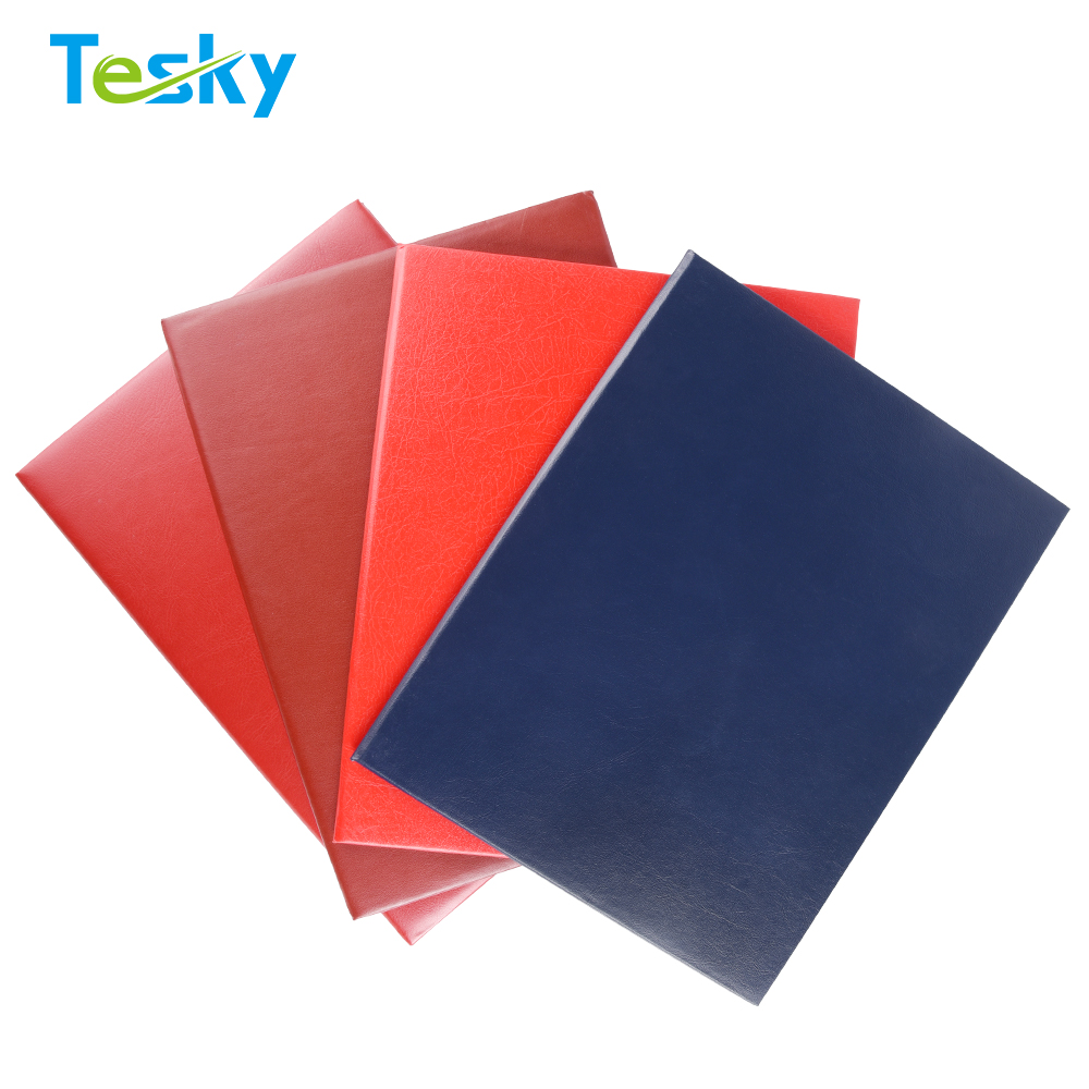Factory OEM Wholesale High Quality Cheap Leather Diploma Cover File Paper A4 Certificate Holder Folder For Graduation