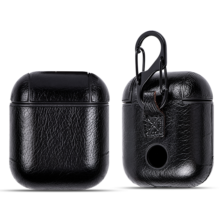 Hot Design Leather Case For Airpod ,Shockproof Protective Cover For Airpod Case Leather