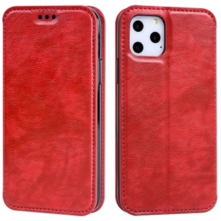 Custom Pu Leather Mobile Phone Pouch Cell Phone Case Card Holder For iPhone 5.8 2019 Cover Case