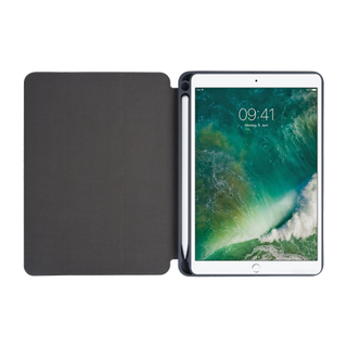 Factory Custom Flip Case for iPad mini 5 Tri-fold Smart Ultra Slim Soft TPU Back for iPad mini 5 Cover Case